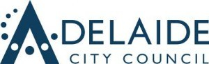 Logo for program sponsor Adelaide City Council