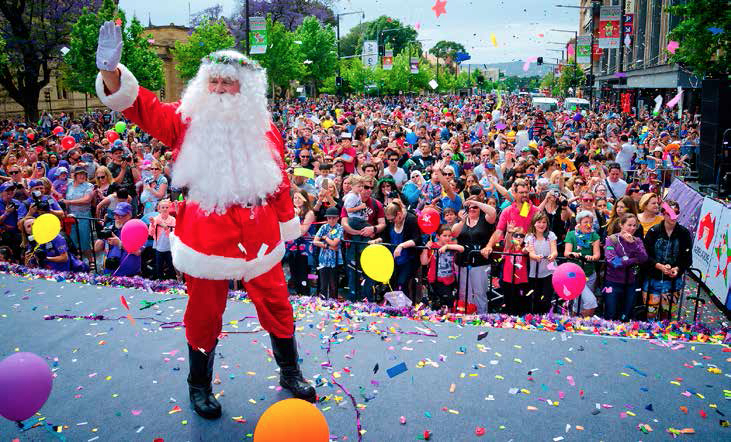 Image result for Adelaide Christmas Pageant