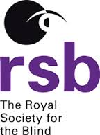 Logo for The Royal Society of the Blind