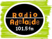 Logo for Radio Adelaide 101.5 FM