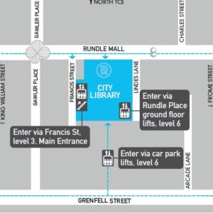 Map of how to find library
