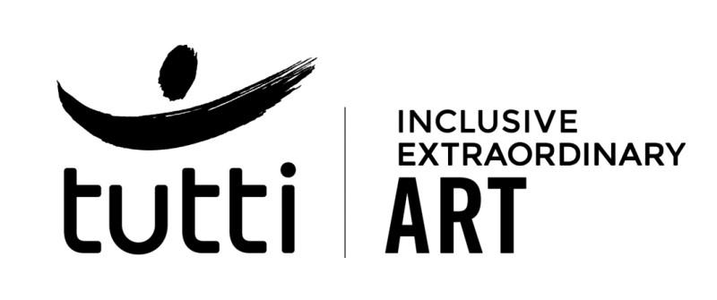 Tutti Logo: Inclusive Extraordianry Art