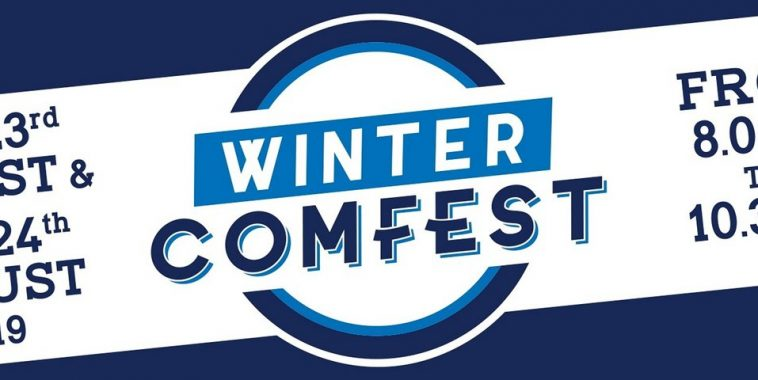 Winter Comfest Logo